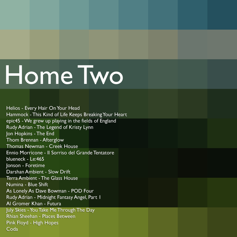 Home Two Cover