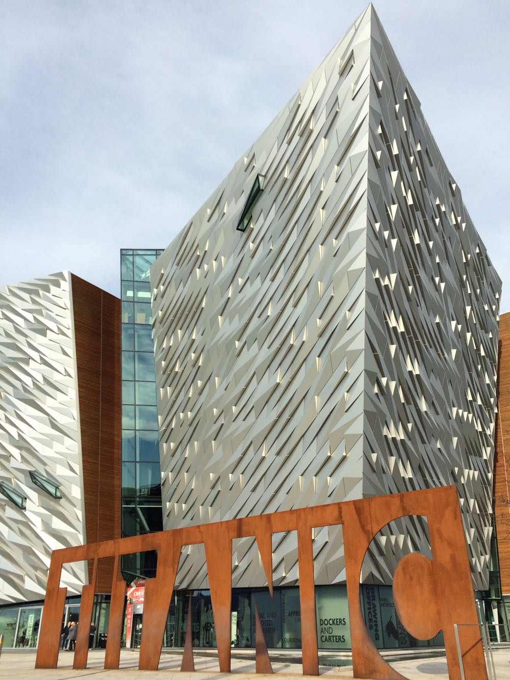 The Titanic Museum Belfast
