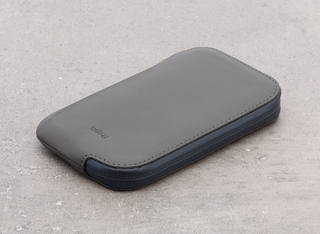 Bellroy Elements Phone Pocket Review Slate Review