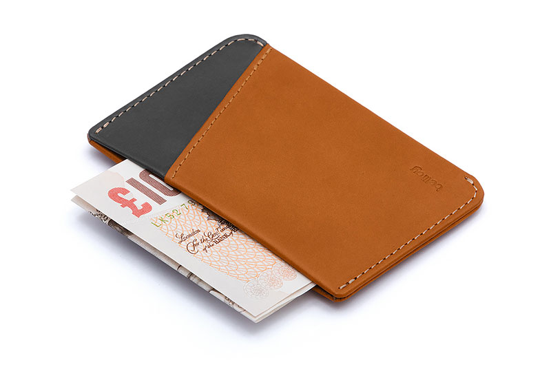 Bellroy Micro Sleeve Wallet the pound note problem